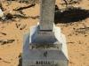 Rorkes Drift British Cemetery north of drift grave Margaret Harris