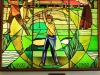Greyville Royal Durban Golf Club centenary stain glass (1)