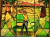 Greyville Royal Durban Golf Club centenary stain glass (2)