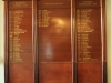 Greyville Royal Durban Golf Club honours boards Challenge & Jubilee Cup