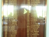 Greyville Royal Durban Golf Club honours boards Club Captains. (1)