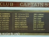 Greyville Royal Durban Golf Club honours boards Club Captains. (2)