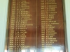 Greyville Royal Durban Golf Club honours boards Club Champions. (1)