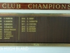 Greyville Royal Durban Golf Club honours boards Club Champions. (3).