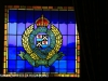 Greyville Royal Durban Golf Club stain glass emblem