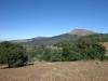 Laings Nek Battlefield Views  towards Majuba - S 27.27.42 E 29.52.30 Elev 1699m (3)