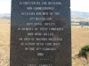 Schuinshooghte Military Cemetery - West - 1881 - Anglo Boer War  -  3rd Battalion - 60 th Royal Rifles Memorial -
