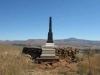 Schuinshooghte Military Cemetery - West - 1881 - Anglo Boer War  - 60 th Royal Rifles Memorial  (6)
