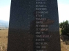 Schuinshooghte Military Cemetery - West - 1881 - Anglo Boer War  - 60 th Royal Rifles Memorial - Name list (1)