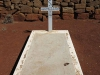 Schuinshooghte Military Cemetery - West - 1881 - Anglo Boer War - grave Pre C Steer - 8th Batt 60th Royal Rifles  aged 21yrs