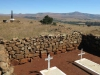 Schuinshooghte Military Cemetery - West - 1881 - Anglo Boer War graves 60th Royal Rifles - 8 Feb 1881 (3)