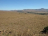 Schuinshooghte Military Cemetery - West - 1881 - Anglo Boer War - view towards Bothas Pass