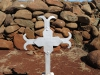Schuinshoogte Military Cemetery (East) - Anglo Boer War (1899 -1900) - Grave  1570  Pte J Livermore - 1st Devons - 26 March 1900 (2)