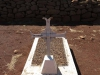 Schuinshoogte Military Cemetery (East) - Anglo Boer War (1899 -1900) - Grave  2860 -  Pte S Wright - 1st Devons - 7 Jan 1900 (3)