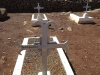 Schuinshoogte Military Cemetery (East) - Anglo Boer War (1899 -1900) - Grave 4865  Pte H Sylvester - 1st Devons - died 18 Dec 1899 (3)