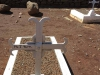 Schuinshoogte Military Cemetery (East) - Anglo Boer War (1899 -1900) - Grave  Pte J Yern - 1st Devons - died 18 Feb 1900 (1)