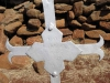 Schuinshoogte Military Cemetery (East) - Anglo Boer War (1899 -1900) - Grave  Pte S Newberry - 1st Devons - died 17 April 1900 (1)