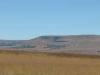 Schuinshoogte Military Cemetery (East) - Views towards Bothas Pass