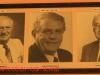 Scottburgh Bowling Club Presidents Bissett Scholefield  & Elliot