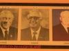 Scottburgh Bowling Club Presidents Hadlow Phillips & Hudson