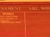 Scottburgh Bowling Club honours boards  August Tournament