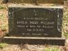 Scottburgh Cemetery grave Amelia Williams