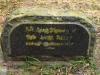 Scottburgh Cemetery grave Anne Kelly 1932