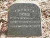 Scottburgh Cemetery grave Arthur Mellish 1942