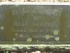 Scottburgh Cemetery grave Basil Godfrey