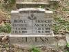 Scottburgh Cemetery grave Beryl & Francis Stevens