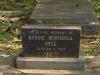 Scottburgh Cemetery grave Bessie Bell