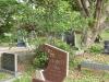 Scottburgh Cemetery grave Burnett & De Villiers