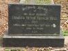 Scottburgh Cemetery grave Charles Bell