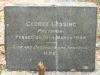 Scottburgh Cemetery grave George Lessing 1944