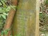 Scottburgh Cemetery grave Hughes Taylor 1955
