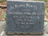 Scottburgh Cemetery grave Josephine Jackson 1950