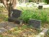 Scottburgh Cemetery grave Louw & Ferguson
