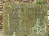 Scottburgh Cemetery grave Maria & Arthur Horsefall