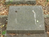 Scottburgh Cemetery grave Roos