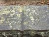 Scottburgh Cemetery grave unreadable (2)