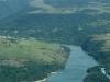 Port Edward Mouth - Umtamvuma mouth - aerial view (2)