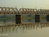 Illovo River Rail Bridge - View from Beach (1)