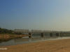 Illovo River Rail Bridge - View from Beach (13)