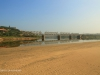 Illovo River Rail Bridge - View from Beach (15)