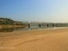 Illovo River Rail Bridge - View from Beach (15)