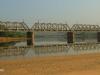 Illovo River Rail Bridge - View from Beach (16)