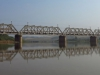 Illovo River Rail Bridge - View from Beach (5)