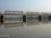 Illovo River Rail Bridge - View from Beach (6)