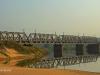 Illovo River Rail Bridge - View from Beach (9)