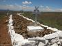 Spionkop - Battle Site & Graves at Crest